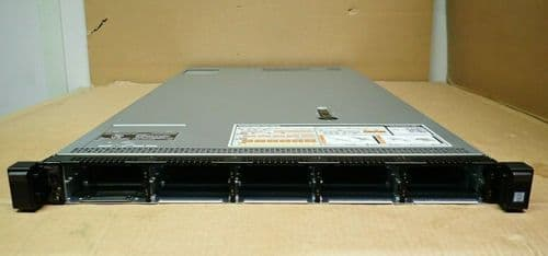 """10 x New Dell PowerEdge R630 10 x 2.5"""" Bay 1U Server Chassis + Motherboard + BP"""